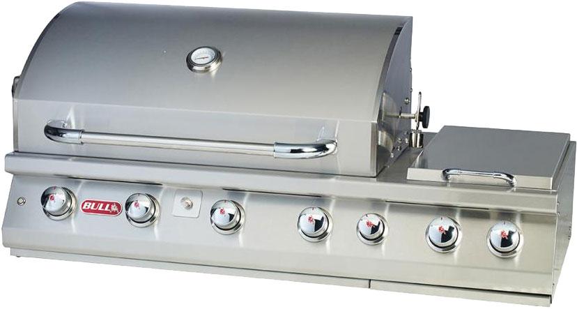 7 burner premium head open 18248 18249