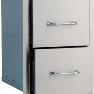 Bull BBQ Double Drawer 56985
