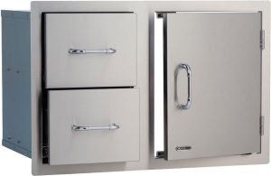 drawer door combo 25876
