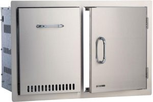 drawer door propane combo 65784