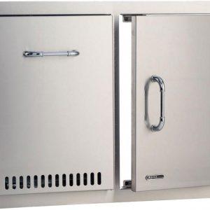 drawer door propane combo 65784