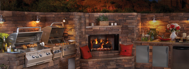 Custom Outdoor Kitchens Radil Construction