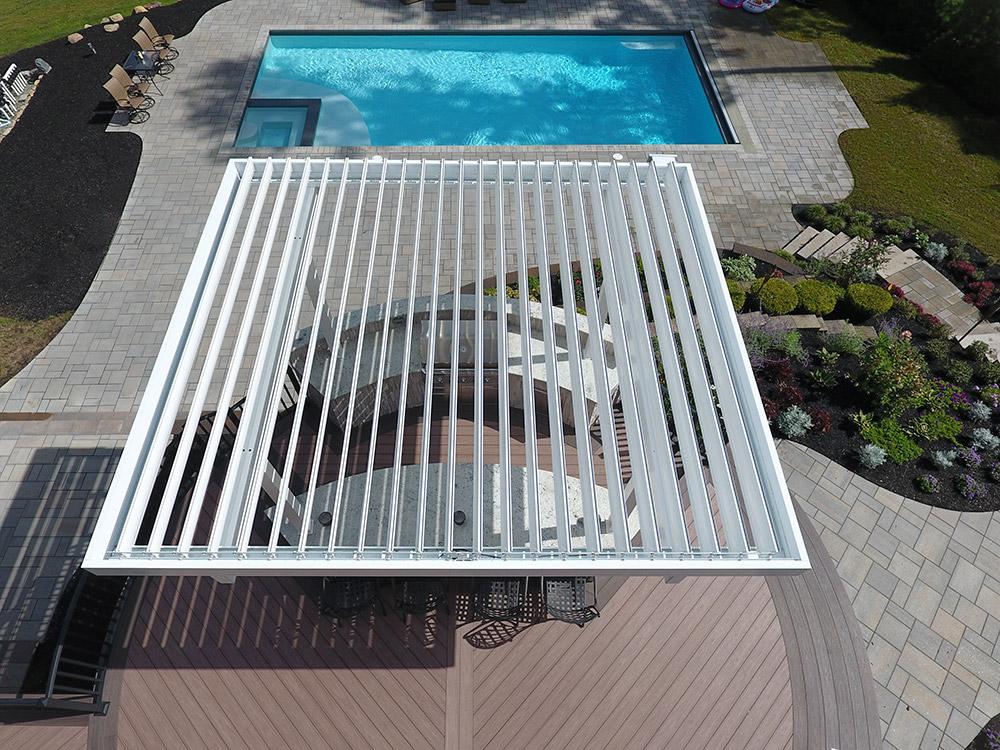 Canopies Amp Pergolas Radil Construction