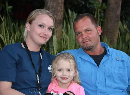 Shane Radil (and Family), Owner of Radil Construction LLC.