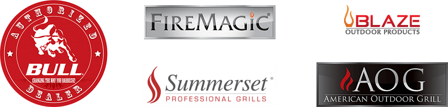 Bull, FireMagic, Summerset Professional Grills, Blaze, AOG