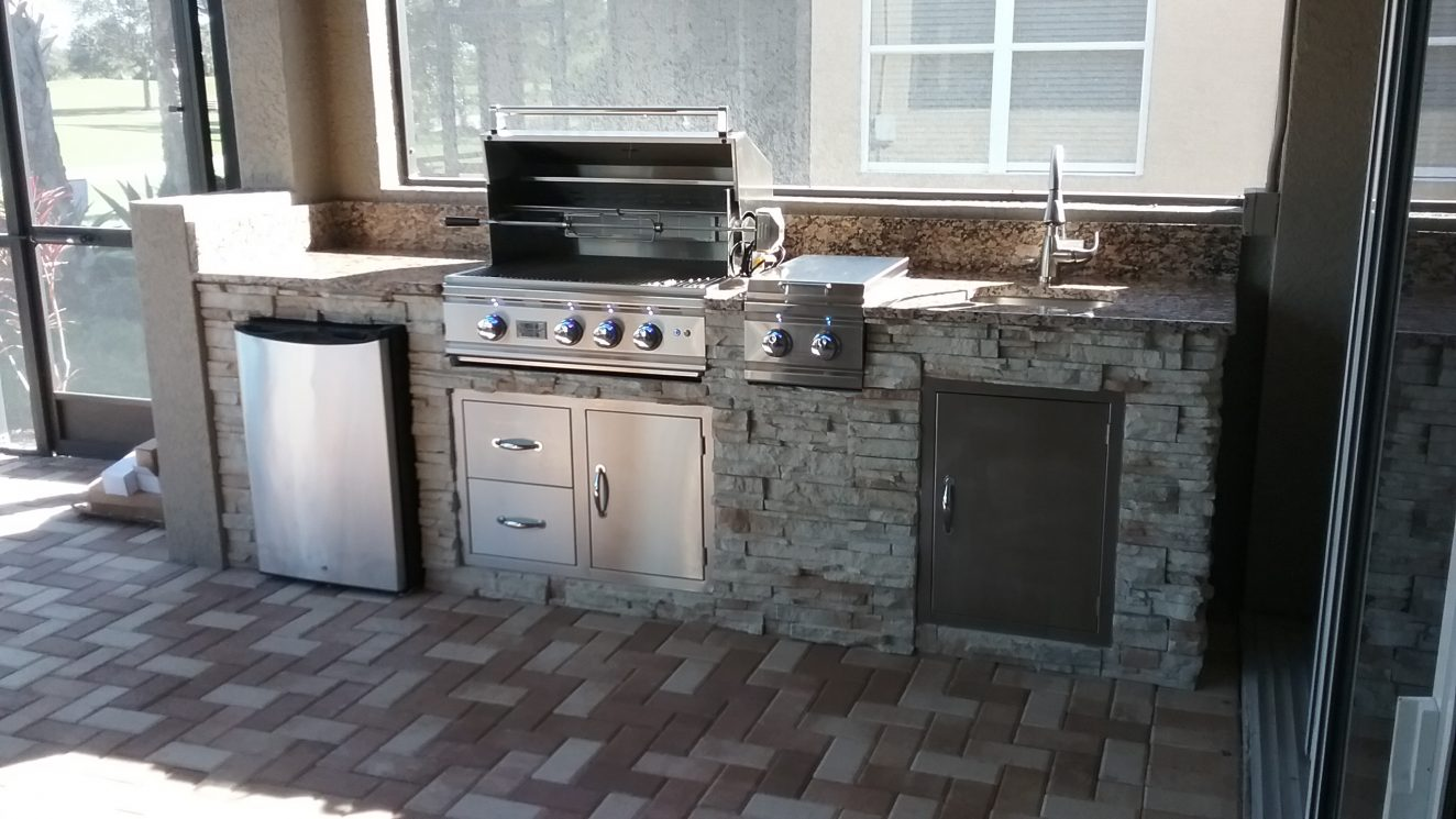 Outdoor Kitchens In Venice Past Projects Radil