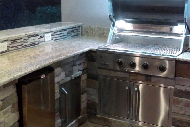 Palmetto Outdoor Kitchen