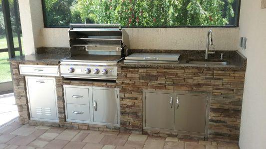 Brandeon Outdoor Kitchen - Summerset