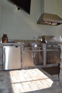Outdoor Kitchen appliances - Sarasota