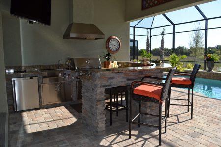 Sarasota Outdoor Kitchen and Bar