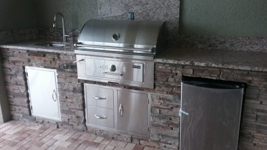 Coyote Charcoal Grill