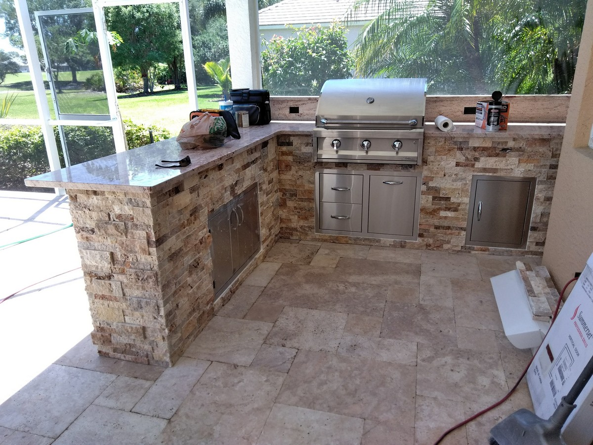 - Outdoor Kitchens In Bradenton Past Projects Radil Construction