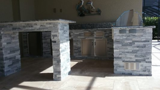 Fort Myers Outdoor Kitchen