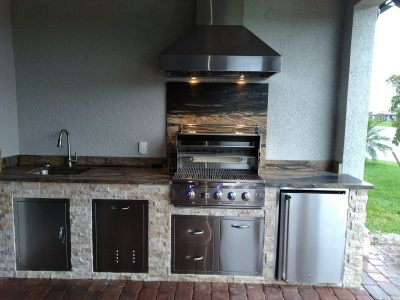 Leather Finish Countertops