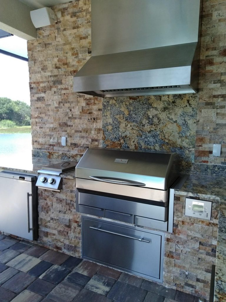 Outdoor Kitchens In Venice Past Projects Radil Construction
