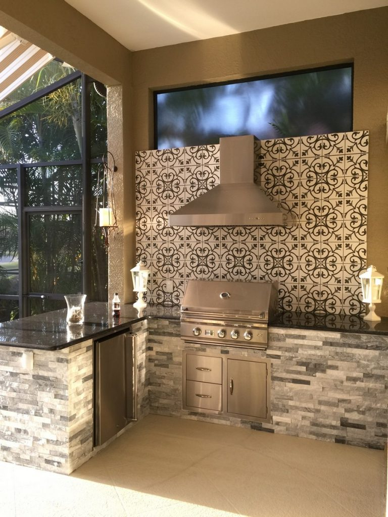 - Outdoor Kitchens In Lakewood Ranch Past Projects Radil