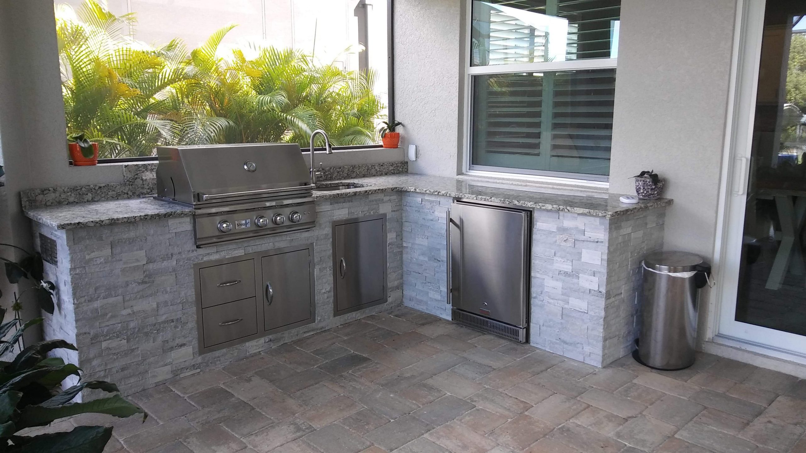 Outdoor Kitchens In Bradenton Past Projects Radil Construction